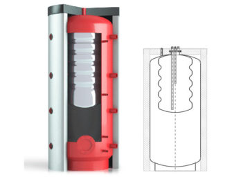 Тепловой аккумулятор ВТА/Н-2