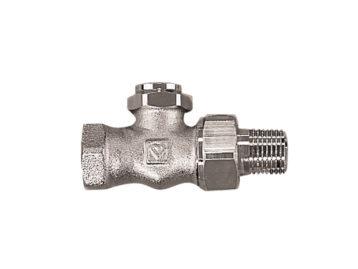 Вентиль обратной подводки HERZ RL-5, проходной, Rp 1/2 х R 1/2