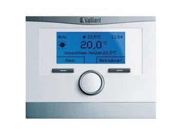 multiMATIC VRC 700/6 Погодозависимый регулятор отопления с шиной eBus