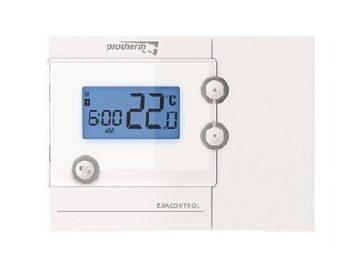 Exacontrol 7. Комнатный регулятор температуры