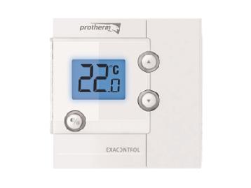 Exacontrol Цифровой электронный термостат с дисплеем